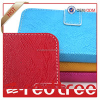 New design soft TPU and leather mobile phone case for apple iphone6S