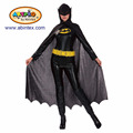 lady bat man costume (16-147) as Super lady costume with ARTPRO brand