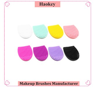 Factory free sample 12pcs eyeliner pink makeup brushes