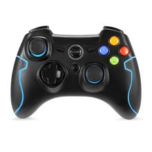 EasySMX Wireless 2.4g Game Controller Support PC for Windows XP/7/8/8.1/10 and PS3, Android, Vista, TV Box