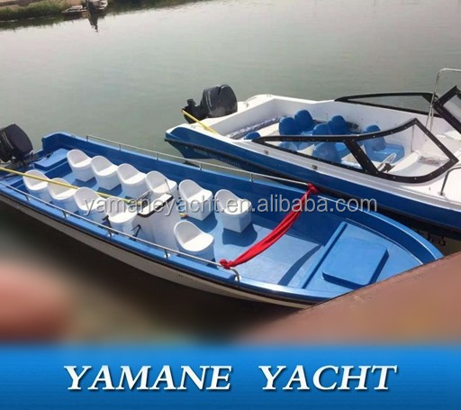 cheap open passenger boat hot sale