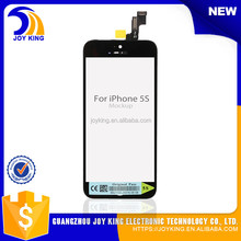 China alibaba wholesale original big discount mobile phone screen display for iphone 5s