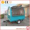 New Model food vending kiosk fast food kiosk food van business