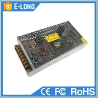 Non-waterproof led driver 12v 17a ac dc power supply with heat faster design