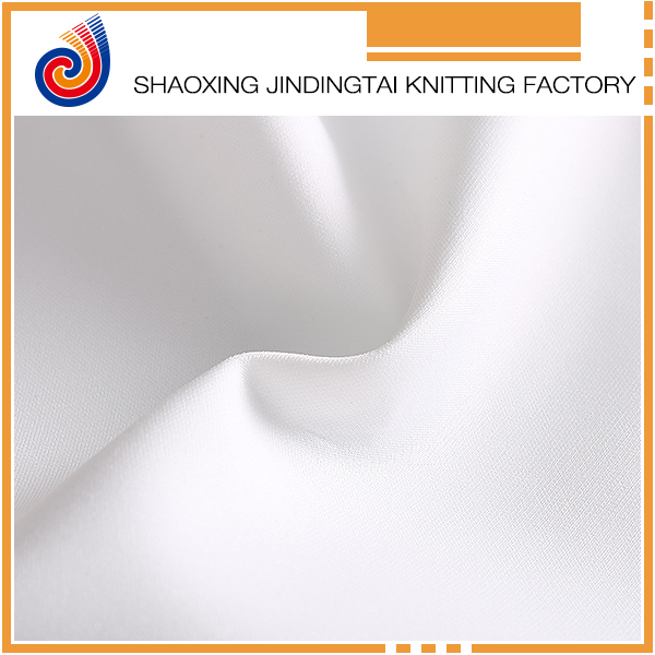 Air layer fabric material and light cloth for clothing
