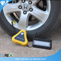 TPF 12v portable Auto Inflatable Pumps Electric Tire Inflates