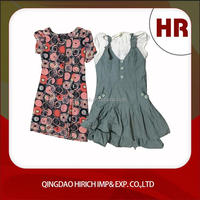Ladies cotton print readymade dress materials