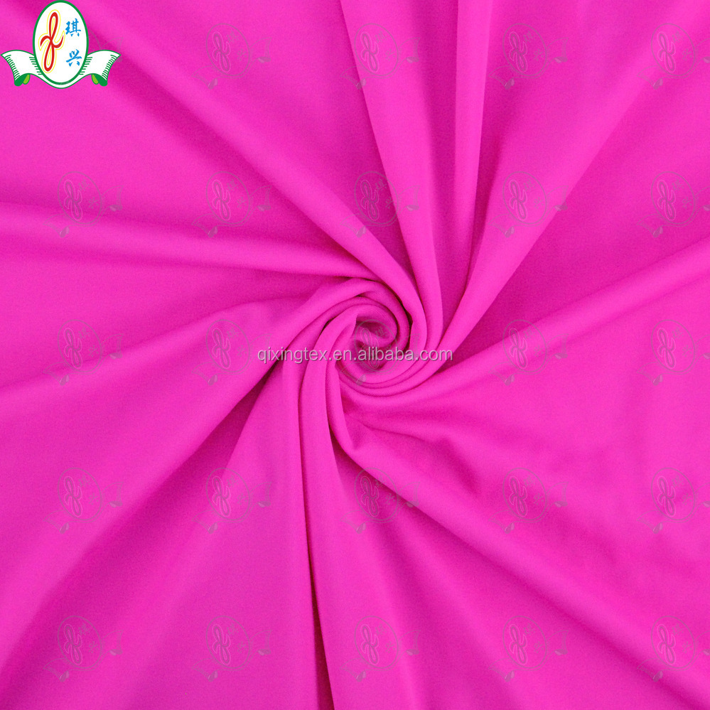 High Quality nylon spandex strong stretch fabric for underwear/bra/lingerie/sportwear