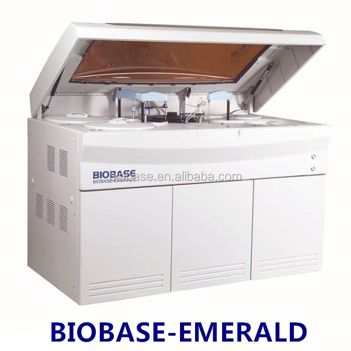 Medical equipment lab fully auto 200 test chemistry analyzer biochemistry analyzer for sale