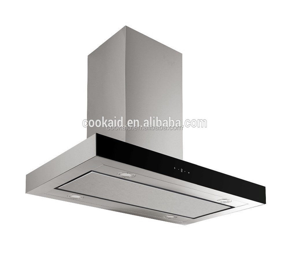 Stainless Steel island Kitchen Chimney