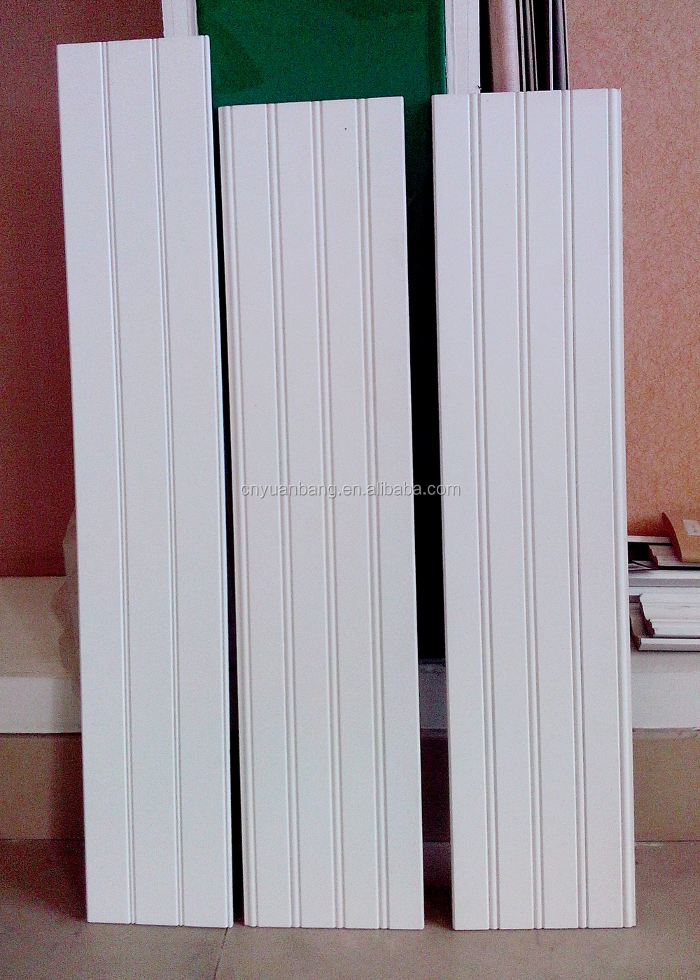 Modern decorative primed mdf wall panel 0527 buy for Decorative mdf