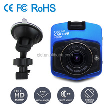 1920x1080P 130 Degree Angle Night vision Motion Detection korea car camera dvr