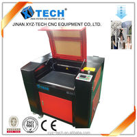 New designed arts and crafts laser engraving machine on glass paper laser cutting machine price mini laser engraver