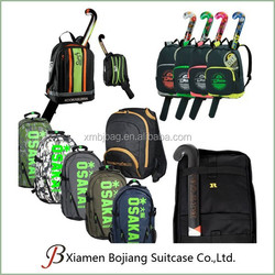 Field Hockey Equipment Backpack with Adjustable padded shoulder