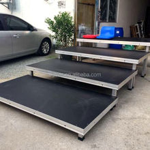 Hot sale event stage platform with TUV and CE