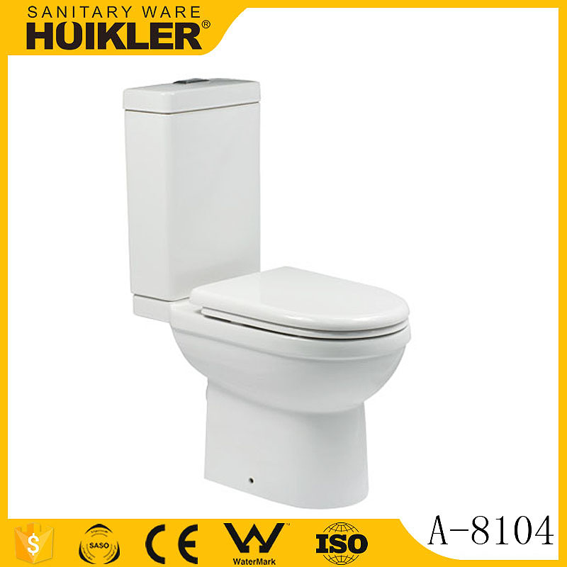 Waterless standard toilet dimensions room design from china market