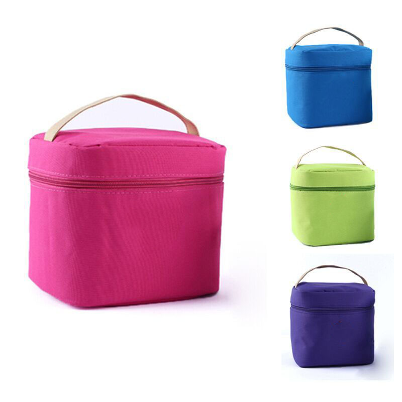 disposable portable insulated cooler lunch bag for gril