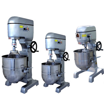 planetary mixer bakery food machine for bakery shop