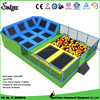 Jumper Kids Trampoline for Competition with Sky Ball