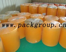 high quality HDPE raschel bags in rolls for automatic machines to pack vegetables
