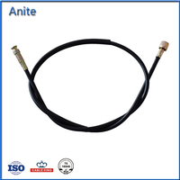 Cheap Wholesale China ITALIKA FT150 Motorcycle Parts Control Cables Speedometer Cable