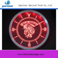 "Low Price 12"" Led Light Digital Wall Clock Wholesale"