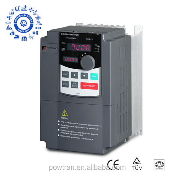 ideal for fans, blower more energy saving PI9000 motor drive,frequency inerter