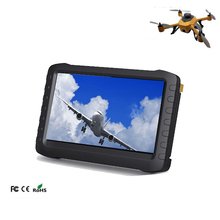 "5.8g battery Powered 5"" HD LCD Mini FPV No Bule Screen Monitor, DVR Recorder for DJI/Boscam/Immersion/Fatshark"