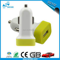 Super fast mobile phone charger car charger 9V 2A output for smart phones