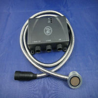 ultrasonic water level meter non contact