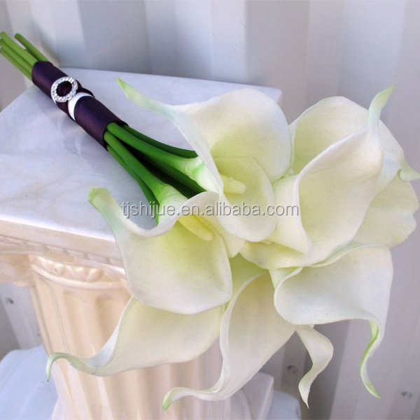 china calla lily decorative handmade artificial flower making