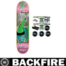 Backfire 2015 Almost SKATEBOARDS Complete Skateboard 8.25 in