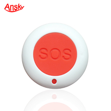 Best selling Portable Personal Emergency Alarm wireless necklace panic button for home alarm