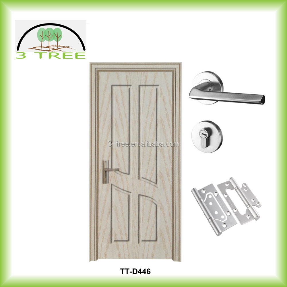 Simple design door good price for motel