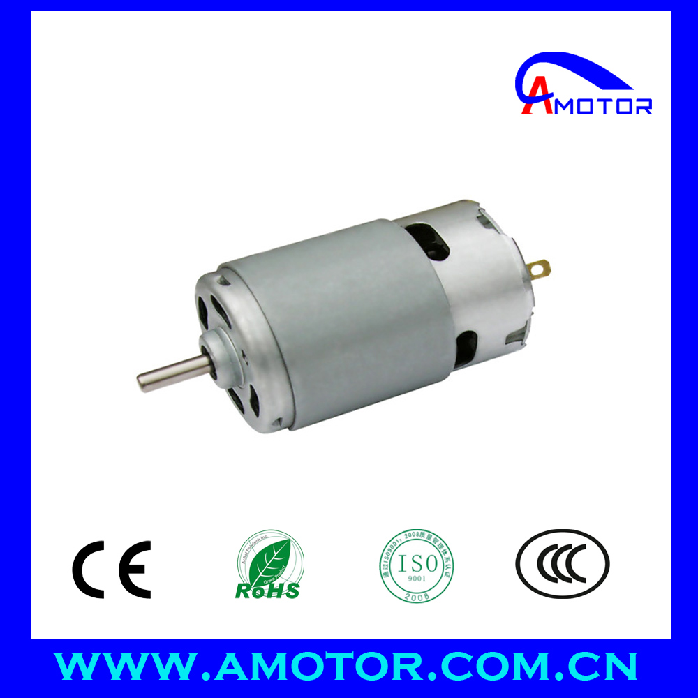High quality 6V DC carbon brush electric micro motor with paper shredder water purifier