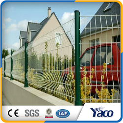 fence for garden Triangle Wire Mesh Fencing(professional factory)
