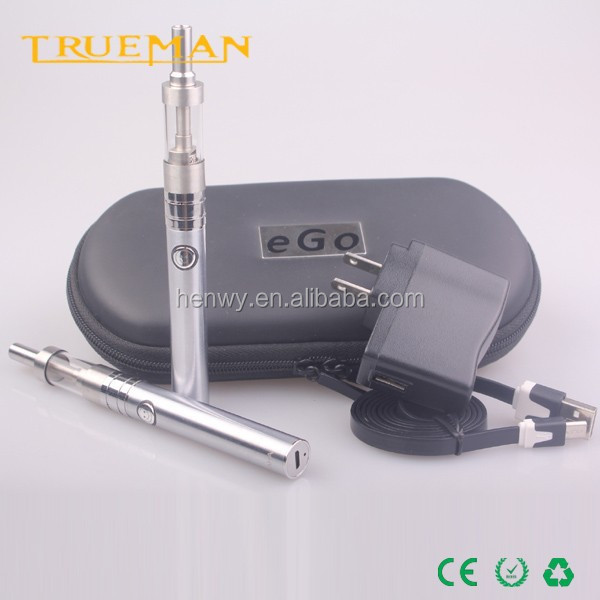hot in korea micro 5pin usb passthrough haha battery clearomizer ego starter kit with case