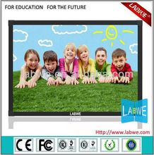 Factory price, China 82'' Infared interactive whiteboard with maximum 64 points touch smart board