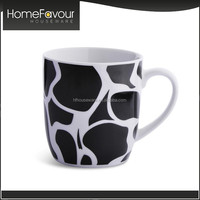 Numerous Invention Patents Factory Custom Made Unique Ceramic Coffee Mug With Shapes
