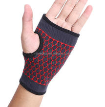 Custom Weightlifting Wrist Protector Sports Soft Wrist Sleeve Compression Medical Wrist Palm Support