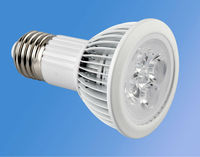 high power dimmable led par light bulb e27 5w par20