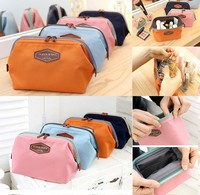 Portable Cute Multifunction Beauty Travel Cosmetic Bag Makeup Case Pouch Toiletry Makeup Case Zipper Mini Women Bags