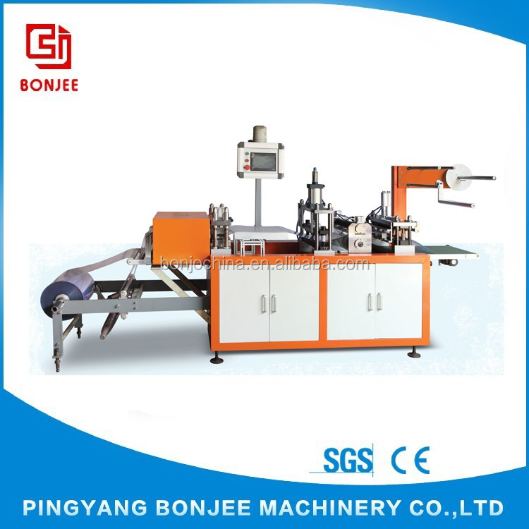 Bonjee Hot Selling Top Quality Plastic Bowl Making Machine Price in India