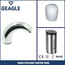 Stainless steel liquid sensor toilet automatic soap dispenser