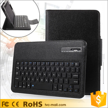 Tablet Bluetooth Keyboard Litchi Leather Stand Case for Samsung Galaxy Tab A