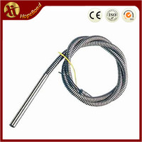 heating element SUS 304 12v 40w cartridge heater for 3d printer