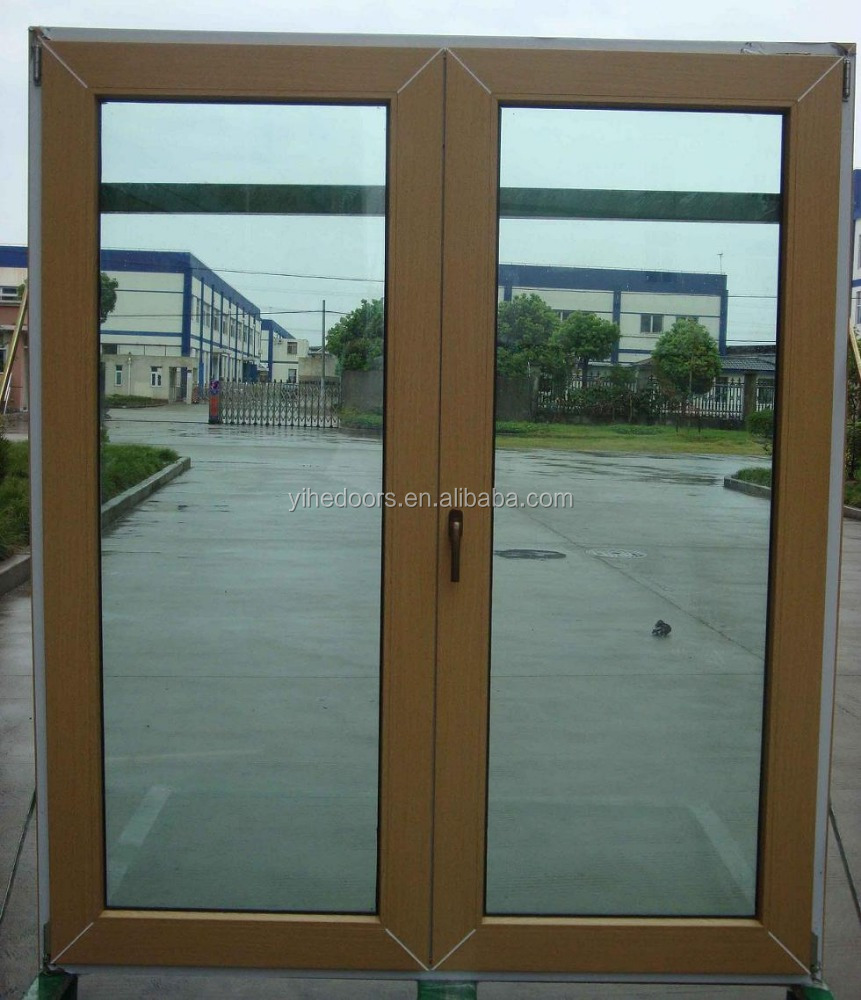 aluminium doors window manufacturing machine aluminium brown color sliding window