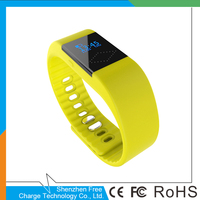 2016 Wedobe Colorful Fitness Tracker Smart Healthy Bluetooth4.0 Wristband Watch Sport bracelet M1 CE FCC RoHS