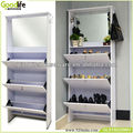 mirrored shoe racks for sale,hang bags,keys,multifunction