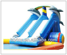 Huge Attractive Inflatable Bouncer and Slide LT-2133I